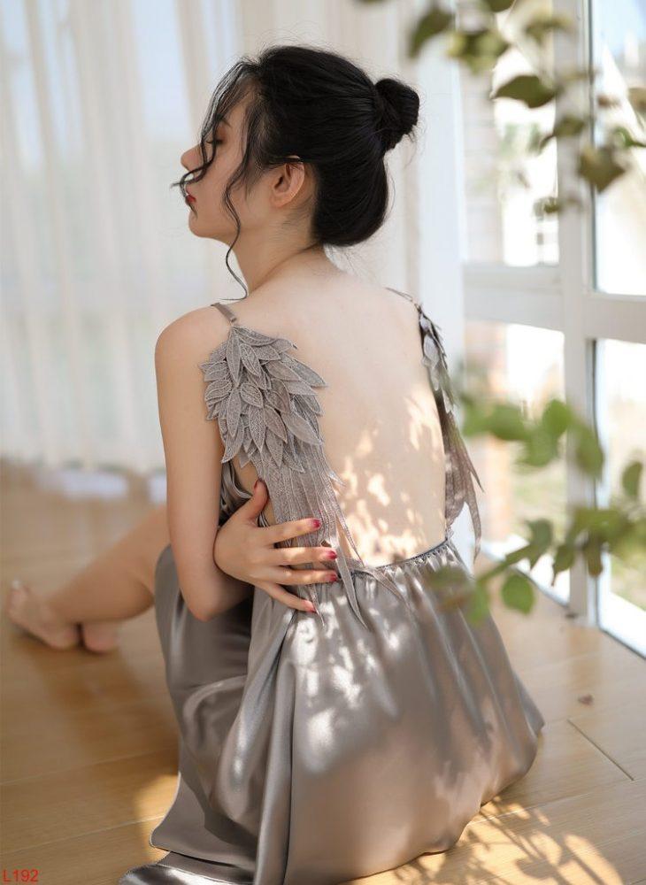 Đầm ngủ Cánh Tiên nữ giáng trần - Váy ngủ cánh thiên thần