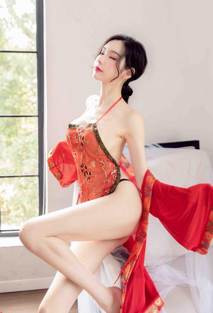 Fullset Cosplay Cổ Trang Trung Quốc Đồ cosplay cổ trang