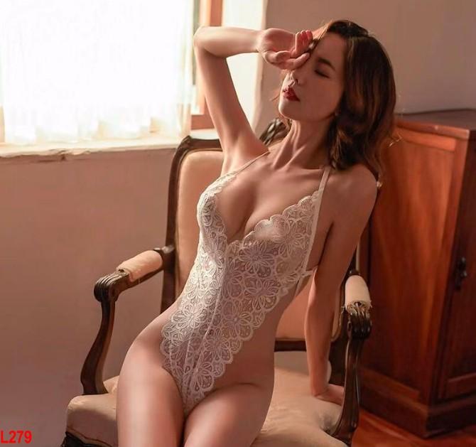 Đồ Cosplay nữ thần Hy Lạp Đồ ngủ Bodysuit sexy