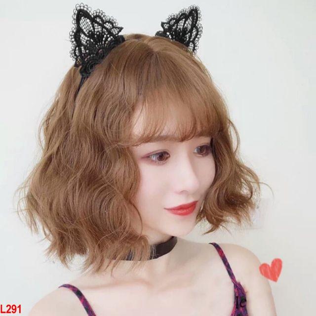 Tai mèo cosplay sexy