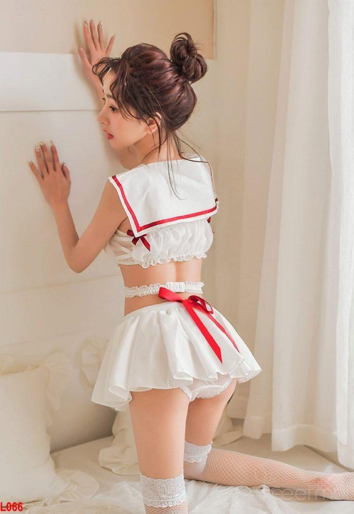 Đồng phục nữ sinh cosplay dễ thương