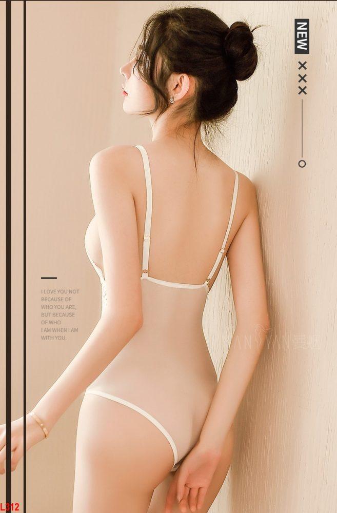 Bodysuit sexy quyến rũ ren cao cấp